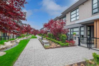 Photo 2: 205 1055 RIDGEWOOD Drive in North Vancouver: Edgemont Townhouse for sale : MLS®# R2575965