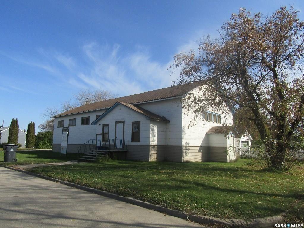 Main Photo: 300 1st Street West in Nipawin: Commercial for sale : MLS®# SK842459