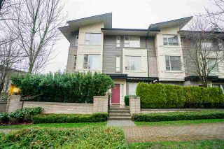 """Photo 4: 100 9229 UNIVERSITY Crescent in Burnaby: Simon Fraser Univer. Townhouse for sale in """"SERENITY"""" (Burnaby North)  : MLS®# R2329232"""