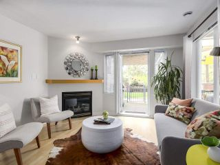 """Photo 3: 112 2628 YEW Street in Vancouver: Kitsilano Condo for sale in """"Connaught Place"""" (Vancouver West)  : MLS®# R2171360"""
