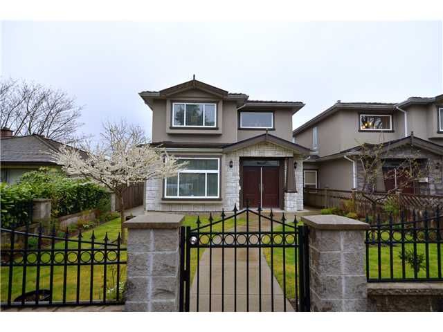 Main Photo: 6650 CURTIS Street in Burnaby: Sperling-Duthie 1/2 Duplex for sale (Burnaby North)  : MLS®# V944618