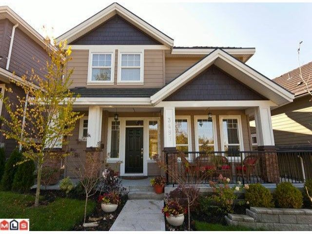 Main Photo: 3497 148 Street in Surrey: King George Corridor House for sale (South Surrey White Rock)  : MLS®# F1025655