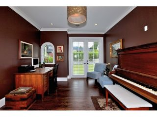 Photo 8: 1218 GORDON AV in West Vancouver: Ambleside House for sale : MLS®# V1047508