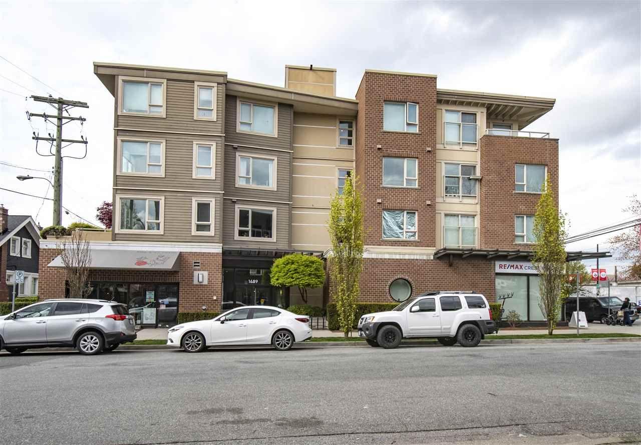 Main Photo: PH6 1689 E 13TH AVENUE in : Grandview Woodland Condo for sale : MLS®# R2364413