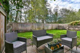 Photo 18: 51 2450 LOBB AVENUE in Port Coquitlam: Mary Hill Townhouse for sale : MLS®# R2212961