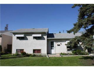 Photo 1: 124 VALLEY VIEW Drive in WINNIPEG: Westwood / Crestview Residential for sale (West Winnipeg)  : MLS®# 1109854
