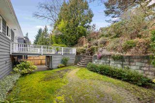"Photo 35: 1270 W 23RD Street in North Vancouver: Pemberton Heights House for sale in ""Pemberton Heights"" : MLS®# R2545373"