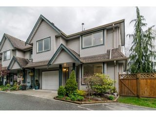 Photo 1: 1 22980 ABERNETHY Lane in Maple Ridge: East Central Townhouse for sale : MLS®# R2156977