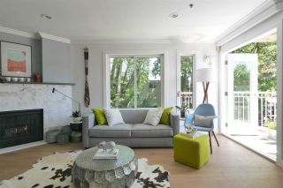 Photo 5: 1465 WALNUT Street in Vancouver: Kitsilano Townhouse for sale (Vancouver West)  : MLS®# R2170959