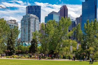 Photo 34: 603 110 7 Street SW in Calgary: Eau Claire Apartment for sale : MLS®# A1142168