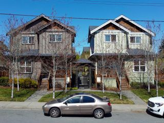Photo 1: 102 582 Rosehill St in : Na Central Nanaimo Row/Townhouse for sale (Nanaimo)  : MLS®# 886786