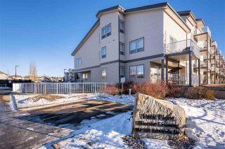 Photo 2: 314 151 EDWARDS Drive in Edmonton: Zone 53 Condo for sale : MLS®# E4225617