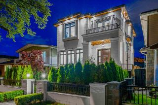 Photo 1: 5805 CULLODEN Street in Vancouver: Knight House for sale (Vancouver East)  : MLS®# R2579985