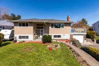 Photo 1: 1654 Teakwood Rd in : SE Lambrick Park House for sale (Saanich East)  : MLS®# 872307