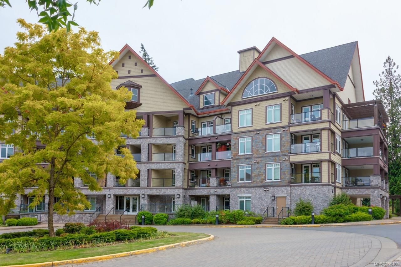 Main Photo: 304 1375 Bear Mountain Pkwy in : La Bear Mountain Condo for sale (Langford)  : MLS®# 859409