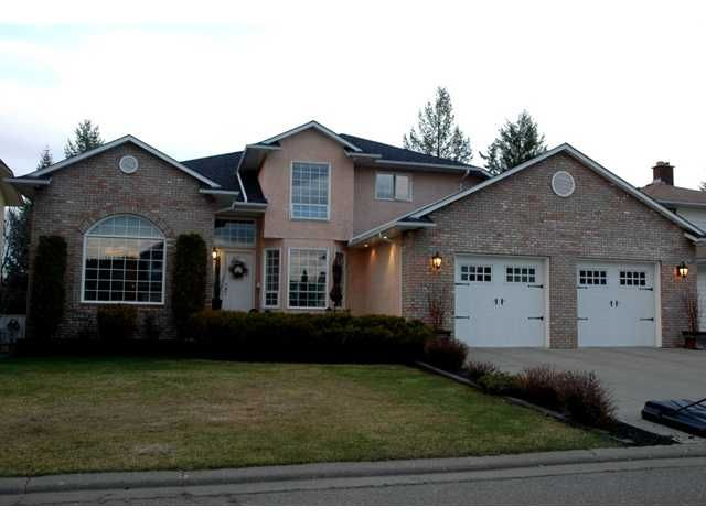 """Main Photo: 992 HERITAGE Crescent in Prince George: Heritage House for sale in """"HERITAGE"""" (PG City West (Zone 71))  : MLS®# N209252"""