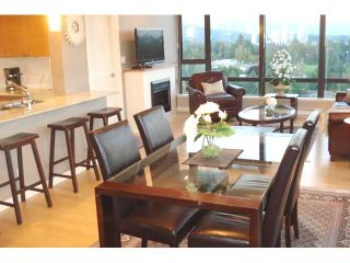 "Photo 6: 2302 400 CAPILANO Road in Port Moody: Port Moody Centre Condo for sale in ""ARIA 2"" : MLS®# V1019598"