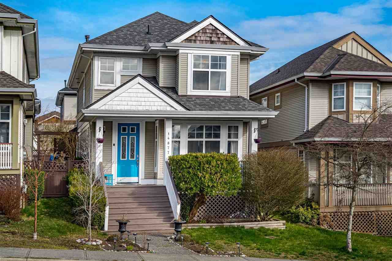 """Main Photo: 14877 57B Avenue in Surrey: Sullivan Station House for sale in """"Panorama Village"""" : MLS®# R2583052"""