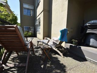 """Photo 19: 107 925 W 15TH Avenue in Vancouver: Fairview VW Condo for sale in """"THE EMPEROR"""" (Vancouver West)  : MLS®# R2094546"""