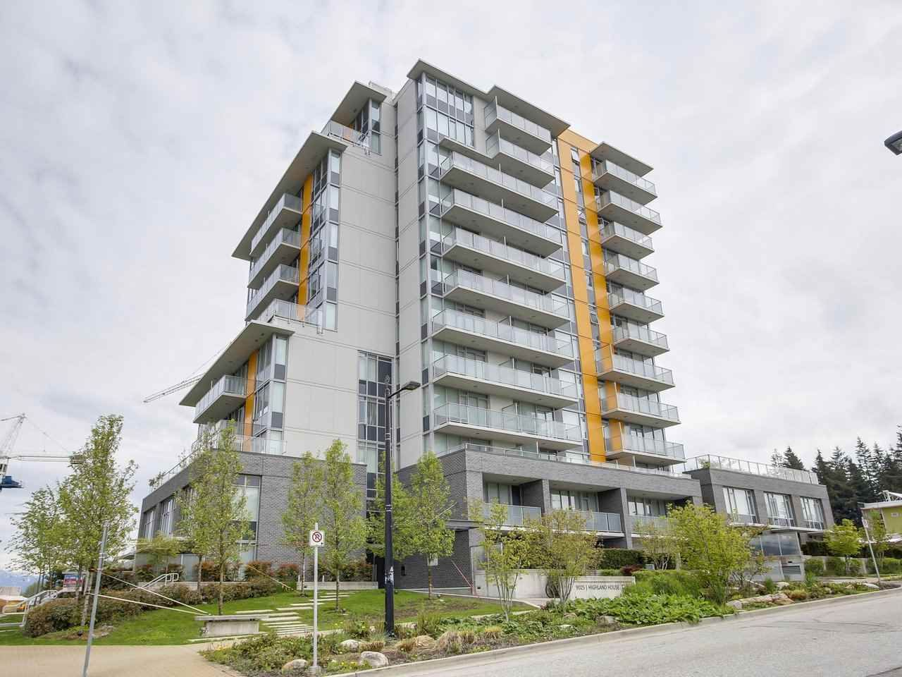 """Main Photo: 112 9025 HIGHLAND Court in Burnaby: Simon Fraser Univer. Townhouse for sale in """"HIGHLAND HOUSE"""" (Burnaby North)  : MLS®# R2163984"""