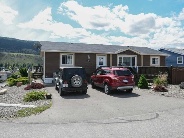 Main Photo: 27 768 E SHUSWAP ROAD in : South Thompson Valley Manufactured Home/Prefab for sale (Kamloops)  : MLS®# 140814