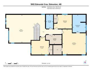 Photo 41: 5952 Edmonds Crescent SW in Edmonton: Zone 57 House for sale : MLS®# E4226762