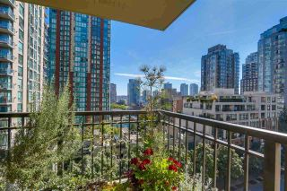 Photo 1: 807 969 RICHARDS STREET in Vancouver: Downtown VW Condo for sale (Vancouver West)  : MLS®# R2322319
