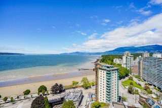 """Photo 1: 1905 1221 BIDWELL Street in Vancouver: West End VW Condo for sale in """"Alexandra"""" (Vancouver West)  : MLS®# R2616206"""