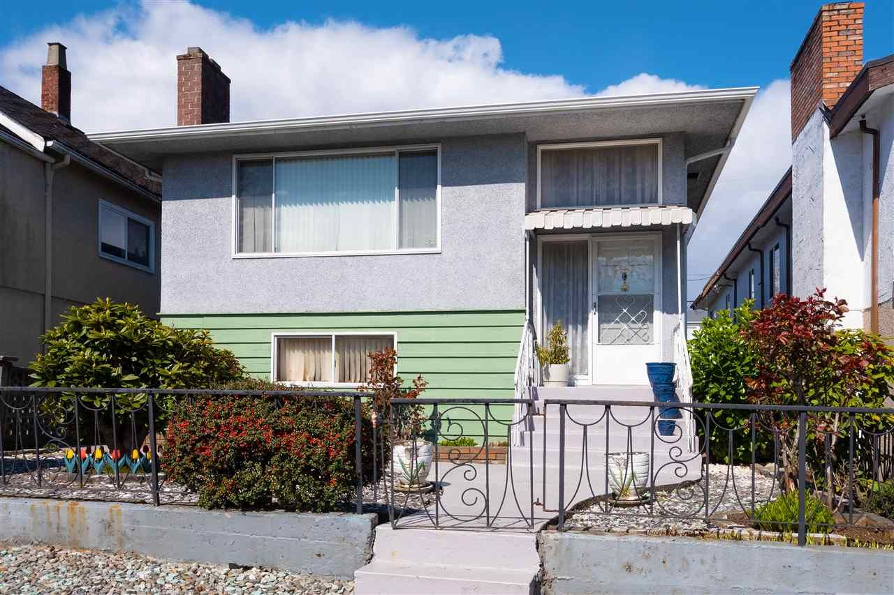 Main Photo: 4147 PARKER Street in Burnaby: Willingdon Heights House for sale (Burnaby North)  : MLS®# R2449784