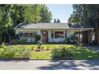 Photo 1: 11754 CARR Street in Maple Ridge: West Central House for sale : MLS®# R2180593