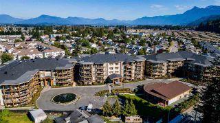 "Photo 2: 108 45754 KEITH WILSON Road in Chilliwack: Vedder S Watson-Promontory Condo for sale in ""Englewood Courtyard Platinum 3"" (Sardis)  : MLS®# R2576567"