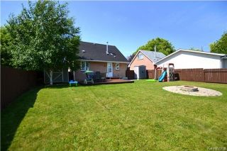 Photo 18: 557 Whytewold Road in Winnipeg: Jameswood Residential for sale (5F)  : MLS®# 1719696