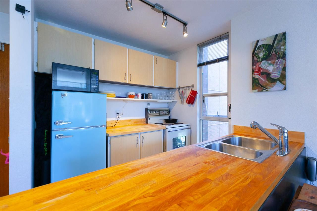 Main Photo: 401 1333 HORNBY STREET in Vancouver: Downtown VW Condo for sale (Vancouver West)  : MLS®# R2311450