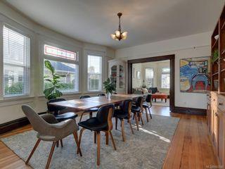 Photo 8: 625 Harbinger Ave in Victoria: Vi Fairfield West Full Duplex for sale : MLS®# 860340
