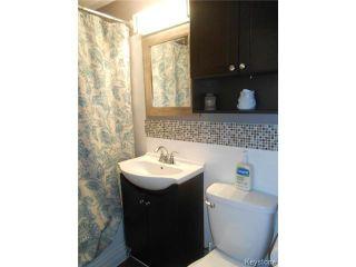 Photo 8: 813 Dominion Street in WINNIPEG: West End / Wolseley Residential for sale (West Winnipeg)  : MLS®# 1404052