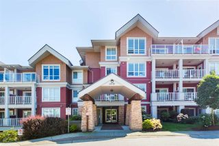 "Photo 1: 402 6440 194 Street in Surrey: Clayton Condo for sale in ""Waterstone"" (Cloverdale)  : MLS®# R2267369"