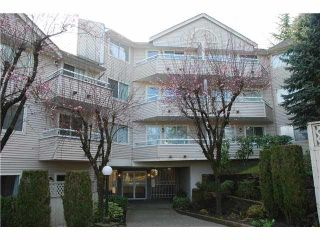 """Photo 1: 302 450 BROMLEY Street in Coquitlam: Coquitlam East Condo for sale in """"BROMLEY MANOR"""" : MLS®# V1109047"""
