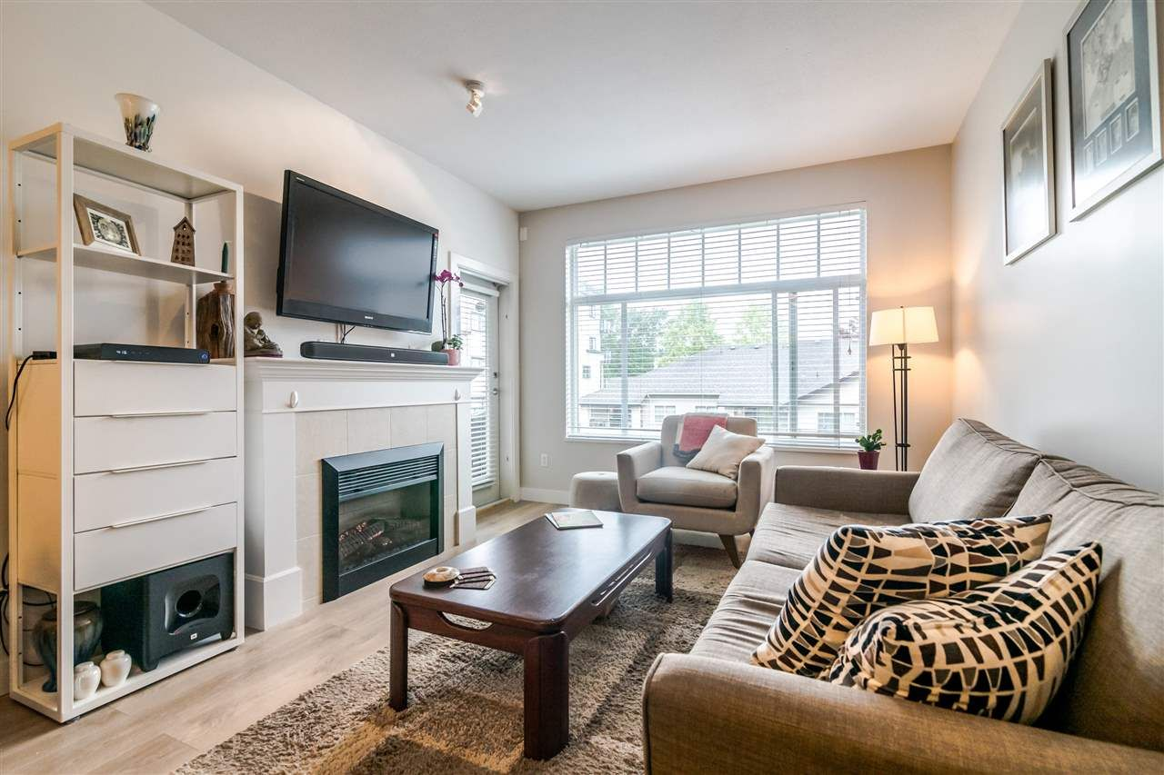 Main Photo: 316 2353 MARPOLE Avenue in Port Coquitlam: Central Pt Coquitlam Condo for sale : MLS®# R2370859