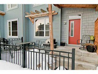 Photo 19: 184 CHAPALINA Square SE in CALGARY: Chaparral Townhouse for sale (Calgary)  : MLS®# C3597685