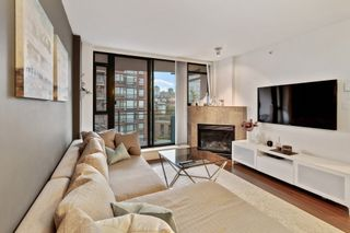 """Photo 2: 903 175 W 1ST Street in North Vancouver: Lower Lonsdale Condo for sale in """"Time"""" : MLS®# R2518154"""