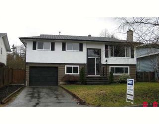 Photo 1: 4944 205A Street in Langley: Langley City House for sale : MLS®# F2829015