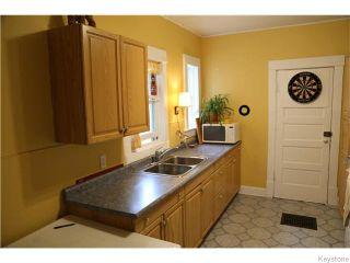 Photo 4: 753 Fleet Avenue in Winnipeg: Single Family Detached for sale : MLS®# 1611573