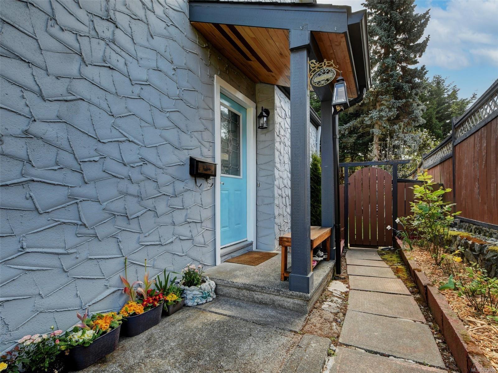 Main Photo: 3027 Metchosin Rd in : Co Hatley Park Half Duplex for sale (Colwood)  : MLS®# 873868