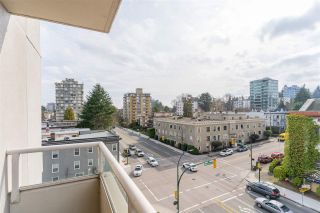 "Photo 28: 602 1405 W 12TH Avenue in Vancouver: Fairview VW Condo for sale in ""The Warrenton"" (Vancouver West)  : MLS®# R2548052"