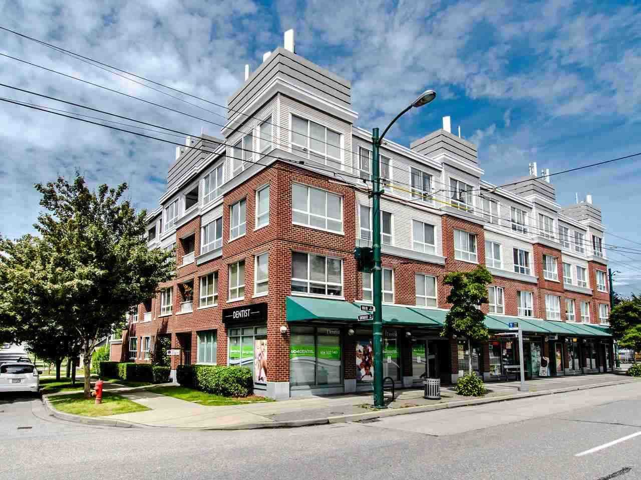 "Main Photo: 209 189 ONTARIO Place in Vancouver: South Vancouver Condo for sale in ""MAYFAIR"" (Vancouver East)  : MLS®# R2560908"