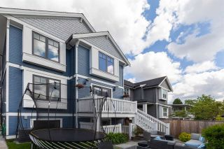 Main Photo: 1366 E 13TH Avenue in Vancouver: Grandview Woodland 1/2 Duplex for sale (Vancouver East)  : MLS®# R2585263