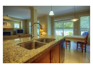"""Photo 4: 15 7171 STEVESTON Highway in Richmond: Broadmoor Townhouse for sale in """"CASSIS"""" : MLS®# V885405"""