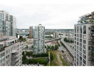 Photo 17: # 2301 950 CAMBIE ST in Vancouver: Yaletown Condo for sale (Vancouver West)  : MLS®# V1073486