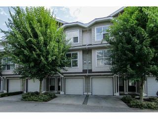 """Photo 1: 52 20460 66TH Avenue in Langley: Willoughby Heights Townhouse for sale in """"WILLOWS EDGE"""" : MLS®# F1418966"""