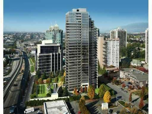 """Main Photo: 503 4400 Buchanan in Burnaby: Brentwood Park Condo for sale in """"MOTIF"""" (Burnaby North)  : MLS®# V887707"""